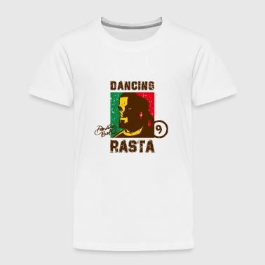 Rasta Design - Toddler Premium T-Shirt