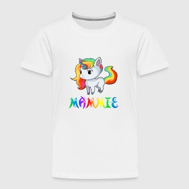 Mammie Unicorn - Toddler Premium T-Shirt
