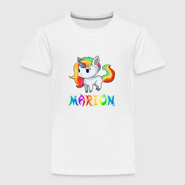 Marion Unicorn - Toddler Premium T-Shirt