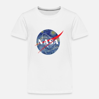 Nasa NASA starry night - Toddler Premium T-Shirt