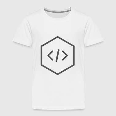 Coding - Toddler Premium T-Shirt