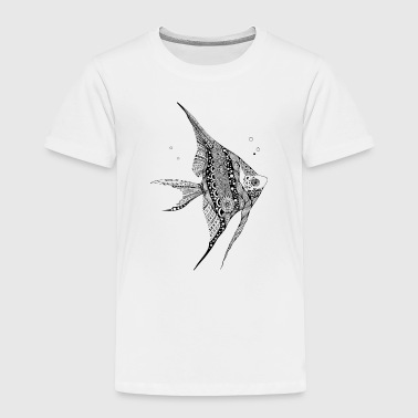 Angel Fish South South Tees - Toddler Premium T-Shirt