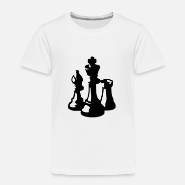 Chess chess - Toddler Premium T-Shirt