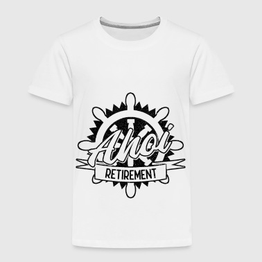 Ahoi - Toddler Premium T-Shirt