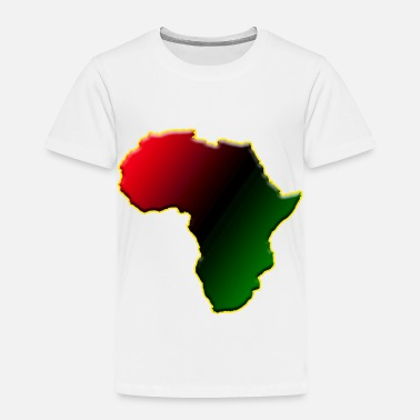 African Map I African  - Toddler Premium T-Shirt