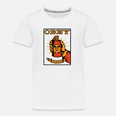 Obey Giant - Toddler Premium T-Shirt