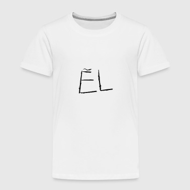 El - Toddler Premium T-Shirt