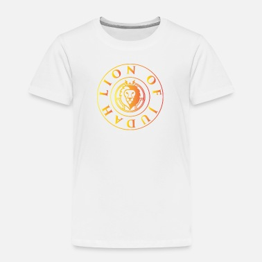 Religion LION OF JUDAH - Toddler Premium T-Shirt