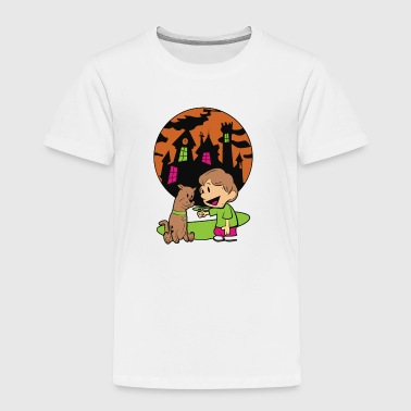 Shaggy n Scoob - Toddler Premium T-Shirt