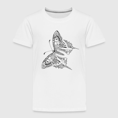 South Seas Butterfly - Toddler Premium T-Shirt