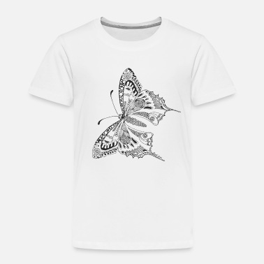 South Seas South Seas Butterfly - Toddler Premium T-Shirt