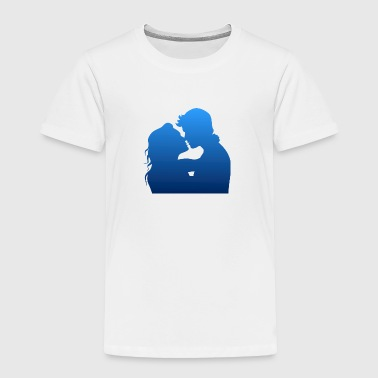 A Pair Of Lovers - Toddler Premium T-Shirt