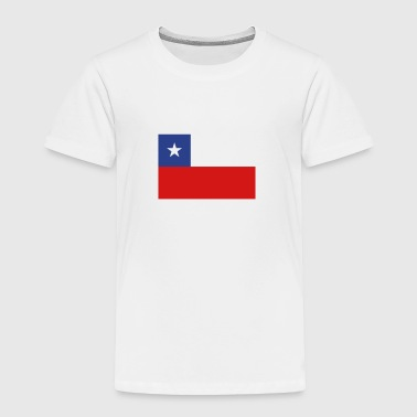 Pisco National Flag Of Chile - Toddler Premium T-Shirt