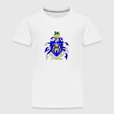 Kelly Family Crest Shield - Toddler Premium T-Shirt
