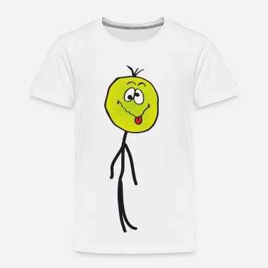 Stickman Sick stickman - Toddler Premium T-Shirt