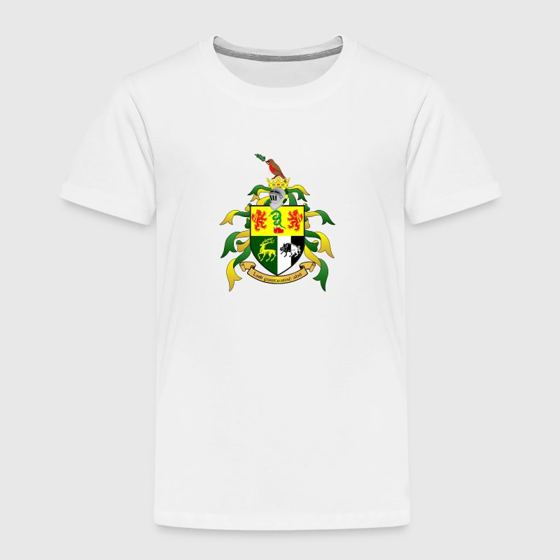 Sullivan Family Shield Crest - Toddler Premium T-Shirt
