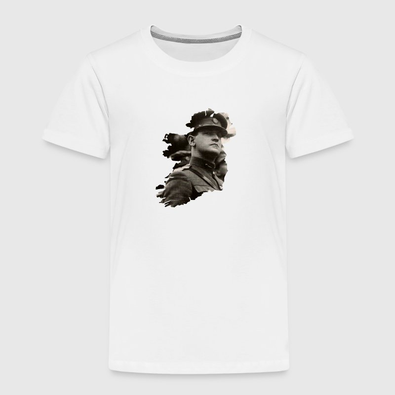 The Big Fella Michael Collins Irish - Toddler Premium T-Shirt