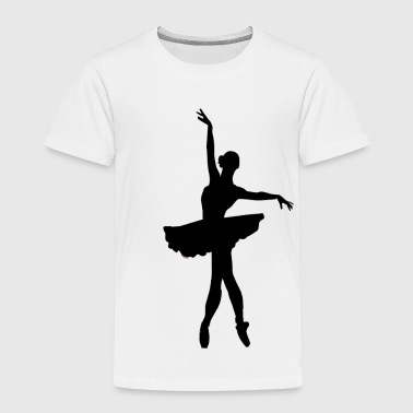 Ballet Dancer Ballerina Dancer T-shirt - Toddler Premium T-Shirt