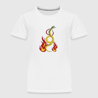 serpent - Toddler Premium T-Shirt