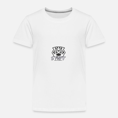 Staff staff - Toddler Premium T-Shirt
