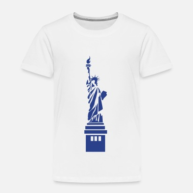 Statue Of Liberty Statue of Liberty - Toddler Premium T-Shirt