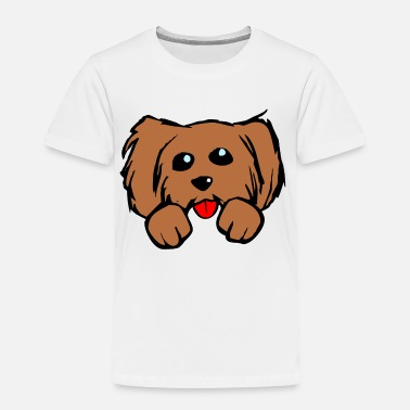 Cute Dog Cute Dog - Toddler Premium T-Shirt