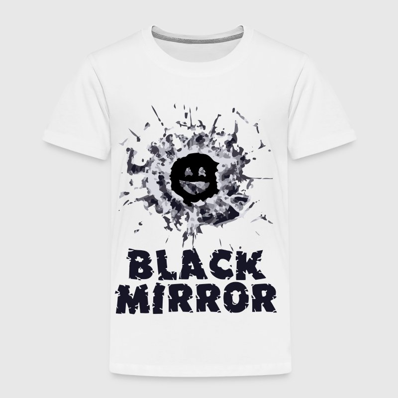Black Mirror Series - Toddler Premium T-Shirt