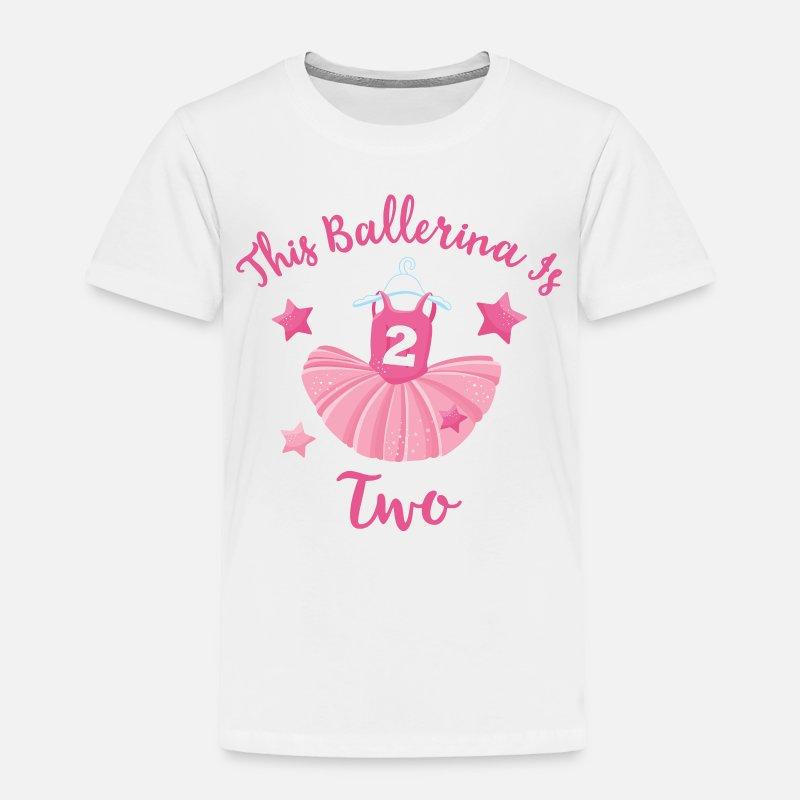 Ballerina 2nd Birthday By PinkInkArt