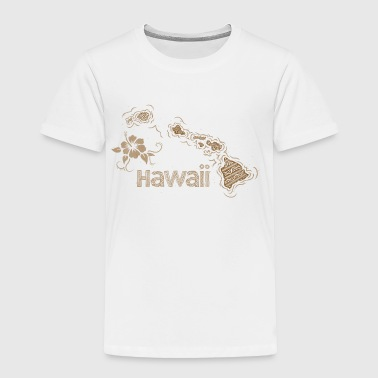 Hawaii - Toddler Premium T-Shirt