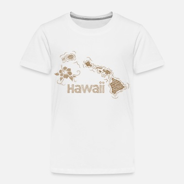 Hawaii Hawaii - Toddler Premium T-Shirt