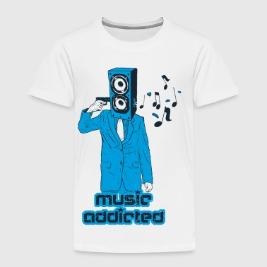 Addicted Addicted - Toddler Premium T-Shirt