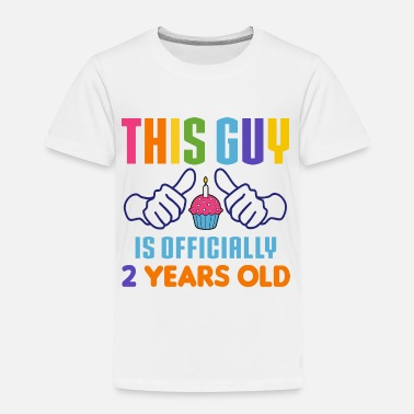 Shop 2 Year Old Birthday T Shirts Online