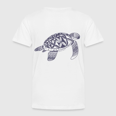 Sea Turtle Designs South Seas Turtle - Toddler Premium T-Shirt