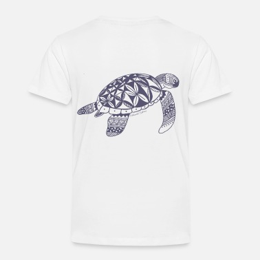 South Sea Islands South Seas Turtle - Toddler Premium T-Shirt