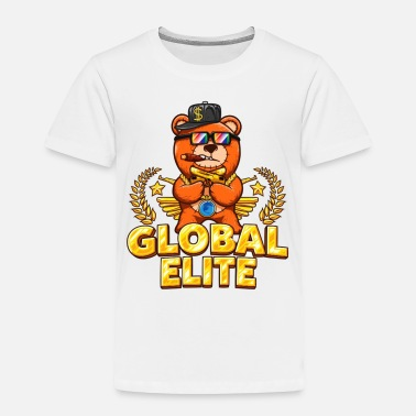 Global Global Elite - Toddler Premium T-Shirt