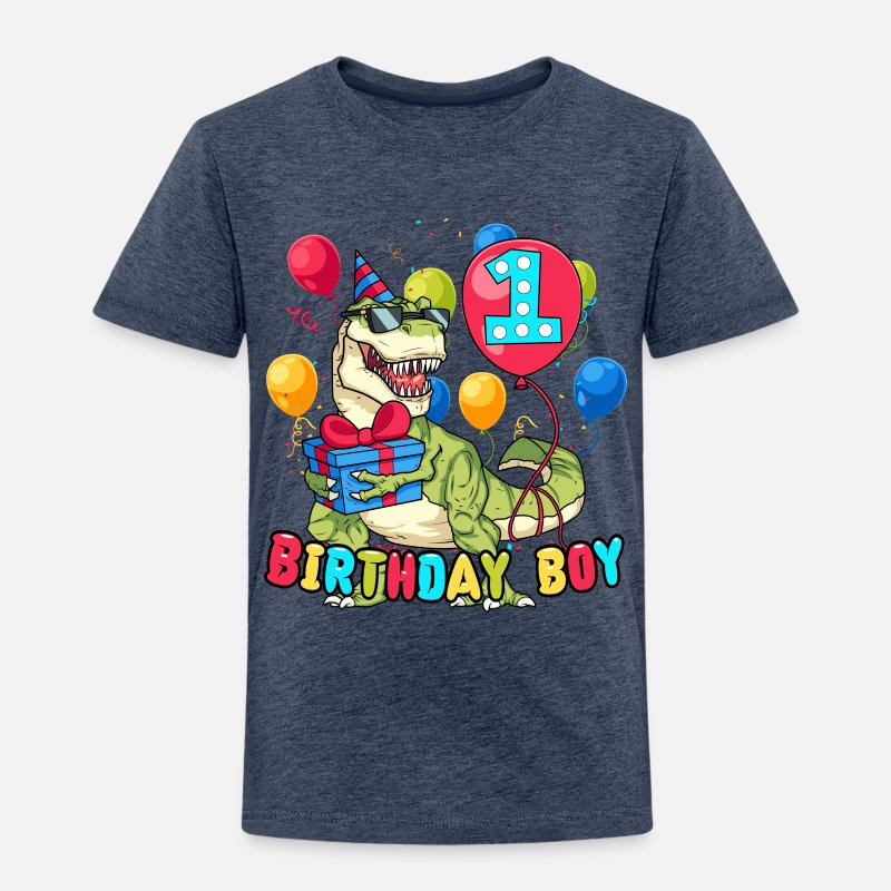 1 Year Old Birthday Shirt By Bold New LOOK