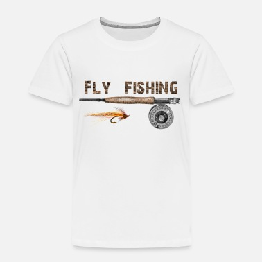 Fishing Fly fishing - Toddler Premium T-Shirt