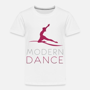 Modern Modern Dance - Toddler Premium T-Shirt