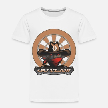 Outlaw Outlaw - Toddler Premium T-Shirt