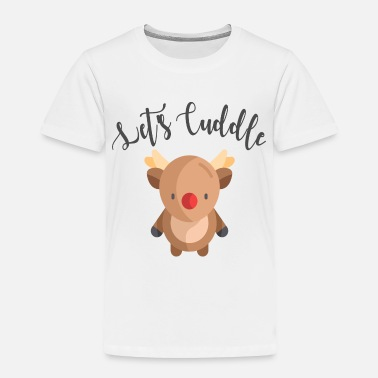 Cuddle cuddle - Toddler Premium T-Shirt