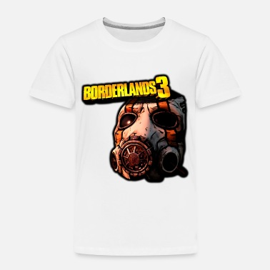 Borderlands borderlands - Toddler Premium T-Shirt