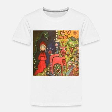Artwork Artwork - Toddler Premium T-Shirt
