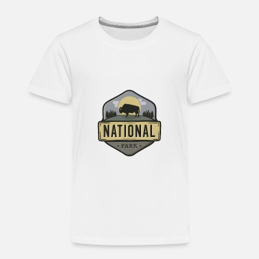 National-park National Park - Toddler Premium T-Shirt