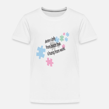 Belly belly - Toddler Premium T-Shirt