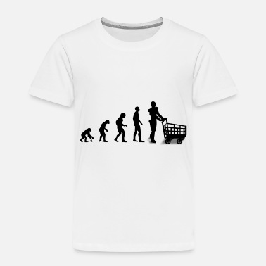 Evolution Evolution - Toddler Premium T-Shirt
