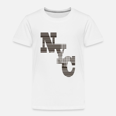 Nyc NYC - Toddler Premium T-Shirt