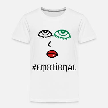 Emotion emotional - Toddler Premium T-Shirt