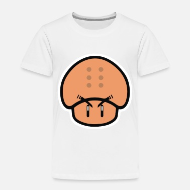 Toad Toad Krillin - Toddler Premium T-Shirt