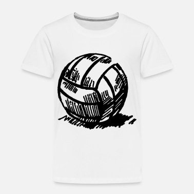 Volley volley - Toddler Premium T-Shirt