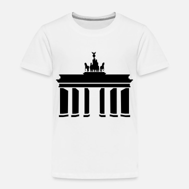 Gate Brandenburg Gate - Toddler Premium T-Shirt